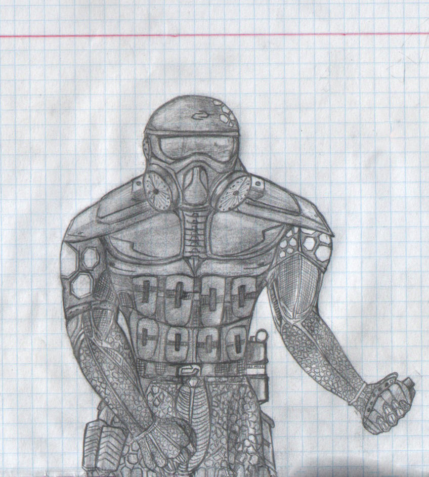 Crysis 3 By Crossing636 On DeviantArt
