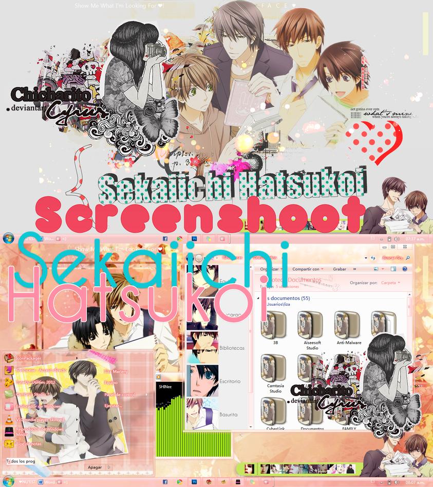 ScreenShoot SEKAIICHI HATSUKOI by ChicharitoCyrus