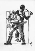 Vent-noir : Asamite by Madd-og