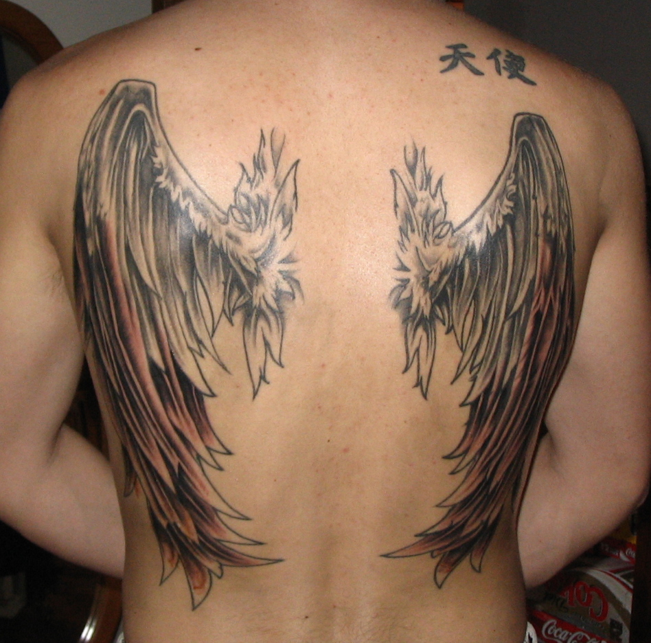 Angelic Tattoo