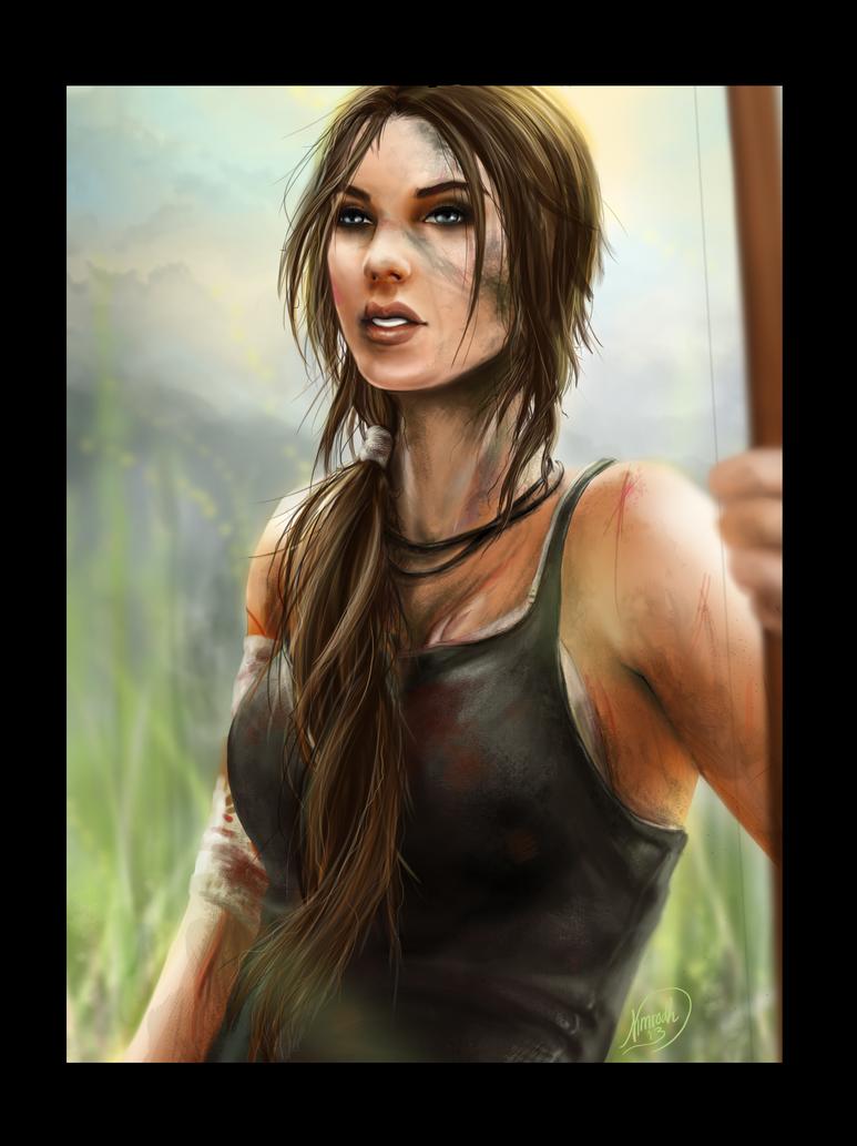 Lara - short break by nimroh