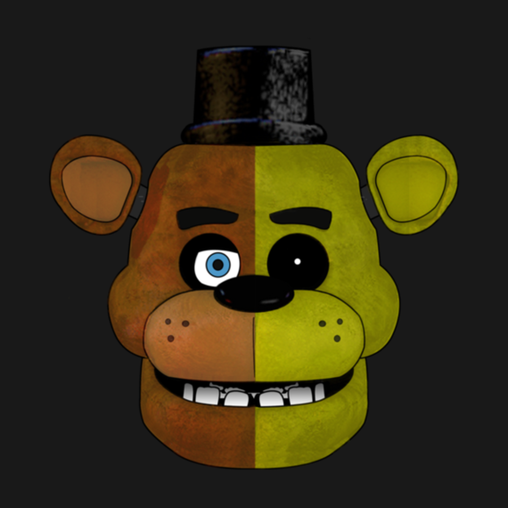 Fnaf Freddy by DemonicFreddy on DeviantArt