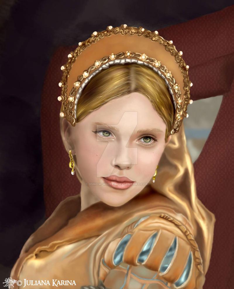 mary boleyn portrait for - photo #26
