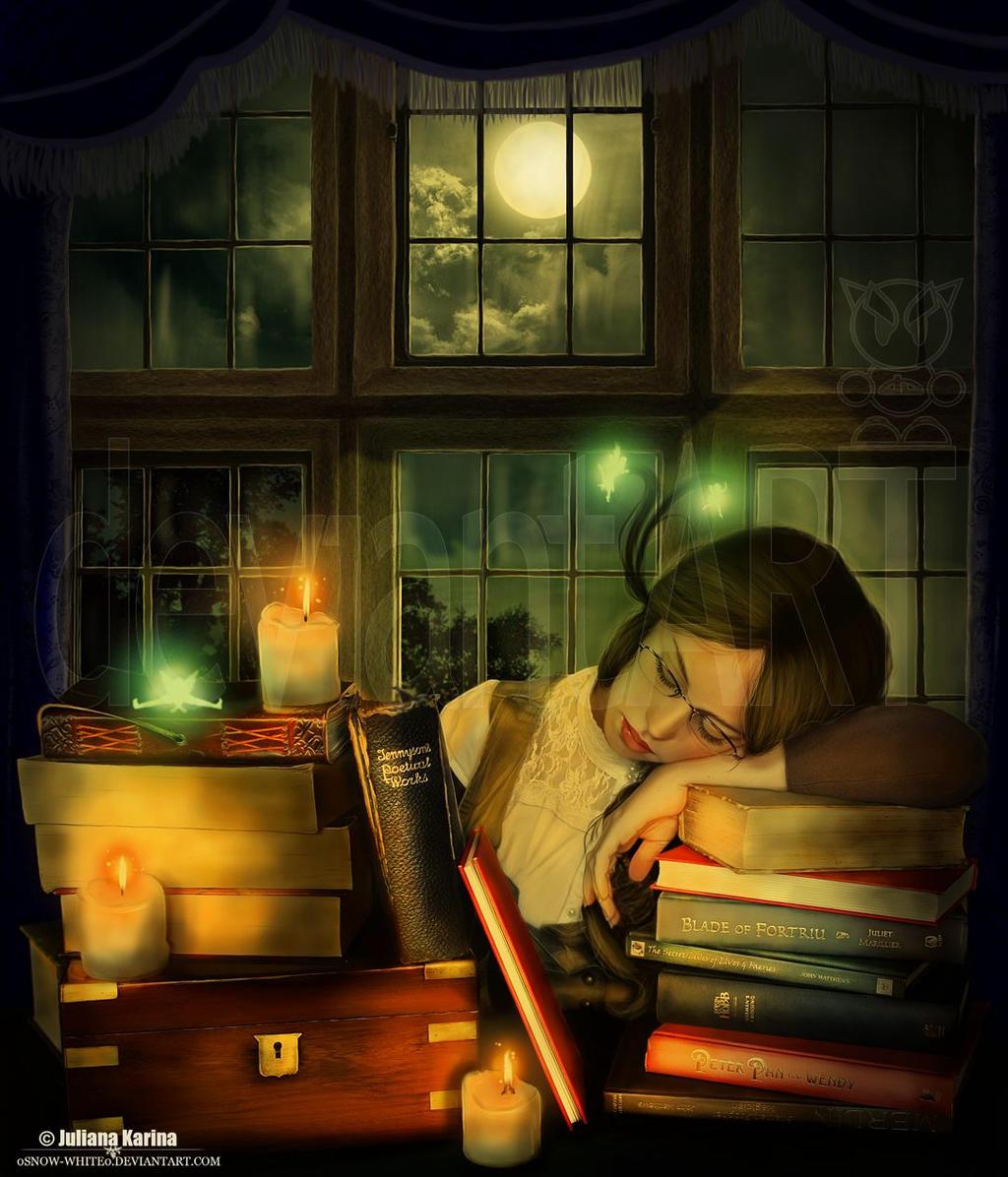 Night Fairies by 0Snow-White0