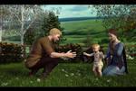 Daddy Cullen II by Telperion-Studio