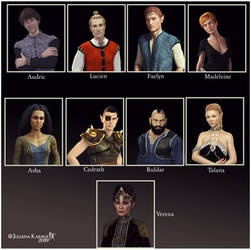 Characters 8976
