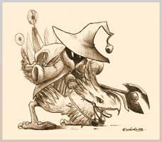 Mounted Wizard :N: by EstevaoPB