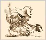 Mounted Wizard :N: