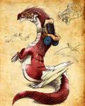 Commish: Aerial Serpent