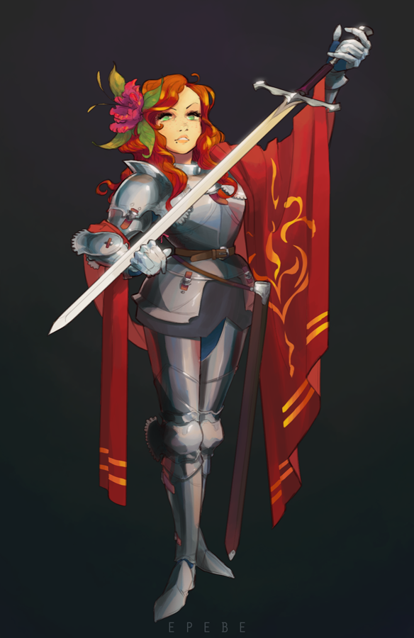 The Red Noble by EstevaoPB