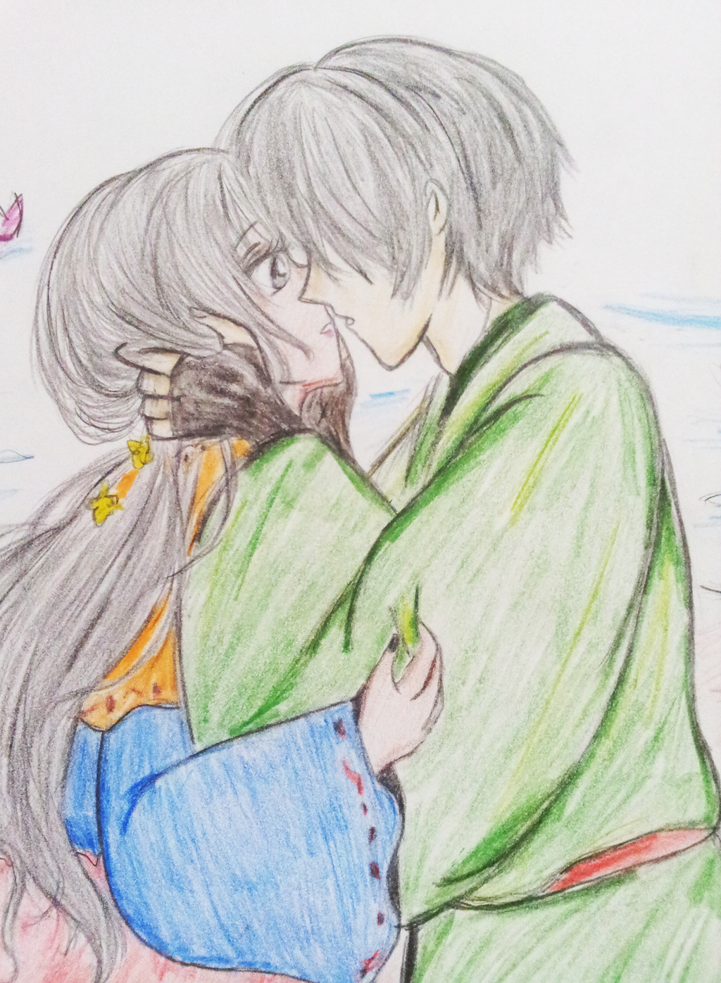 Gapan Philippines  City pictures : Japan x Philippines Kiss by mad kiri on DeviantArt