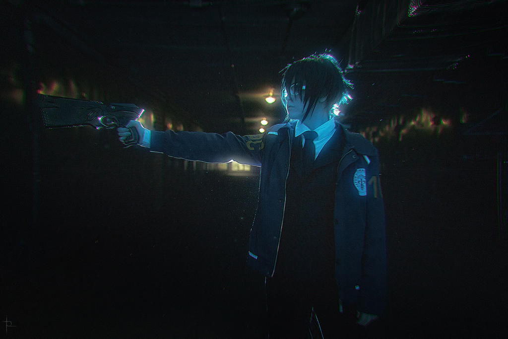 PSYCHO-PASS: The fool learns from experience by Feeri-Theme