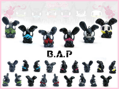 B.A.P Charms