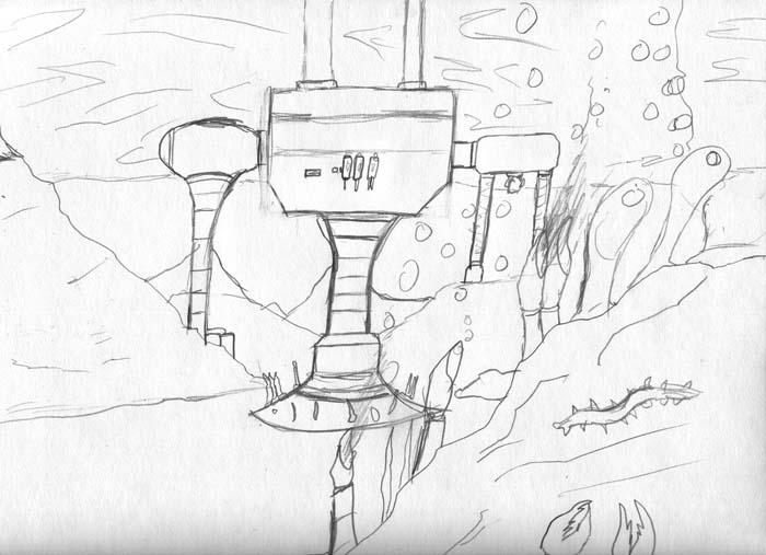 Aquarius III: Brine Sea Labs