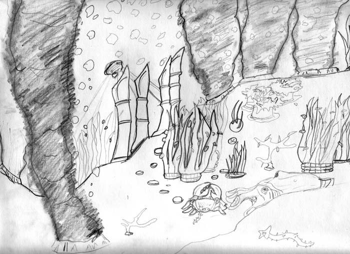 Aquarius III: Ecosystem by Wrathofautumn