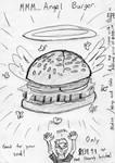 Mmmm...Angel Burger