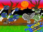 Attack of the Killer Chokatoes