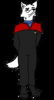 McWerewolf as Officer