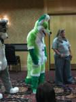 RMFC Fursuiters: Green