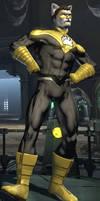 Wrathofautumn Prime of the Sinestro Corps