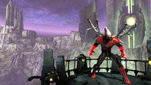 Red Lantern Acromonius