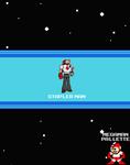 Megaman Infection: Stapler Man