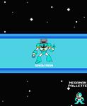 Megaman Infection: Snow Man