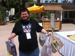Botcon 2013: Mark's Little, Fat and Hairy Helper