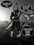 Black Lantern Taze
