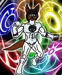 White Lantern Kache