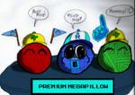 Yibbles Love Megaman