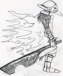 Nameless Fantasy Character