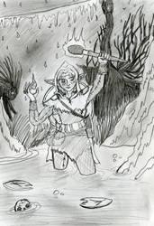 Dragon Souls: the Demon Wood