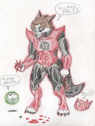 The Return of Red Lantern Wrathofautumn
