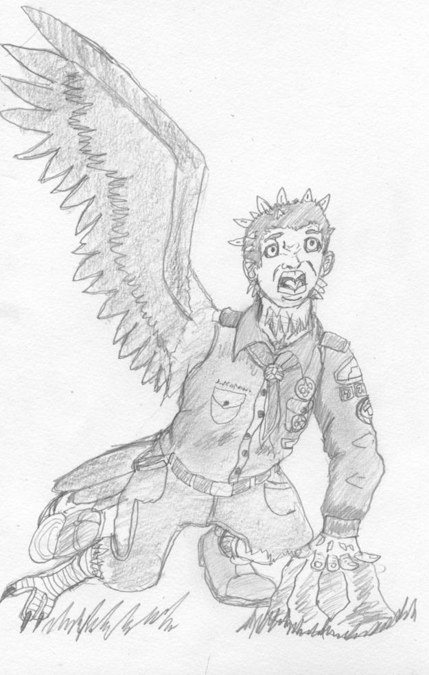 Eagle Scout TF by Wrathofautumn