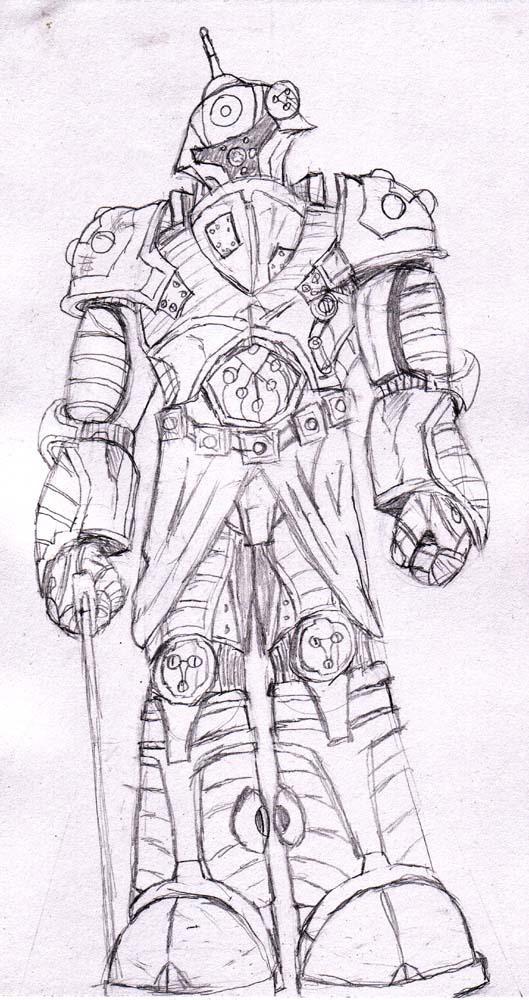 Epsilon-Right Hand to Mutant 0 by Wrathofautumn