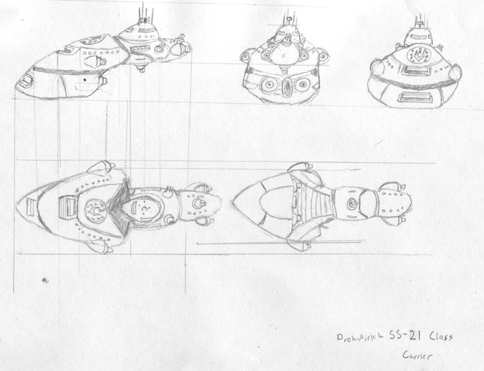 SS-21 Class Carrier