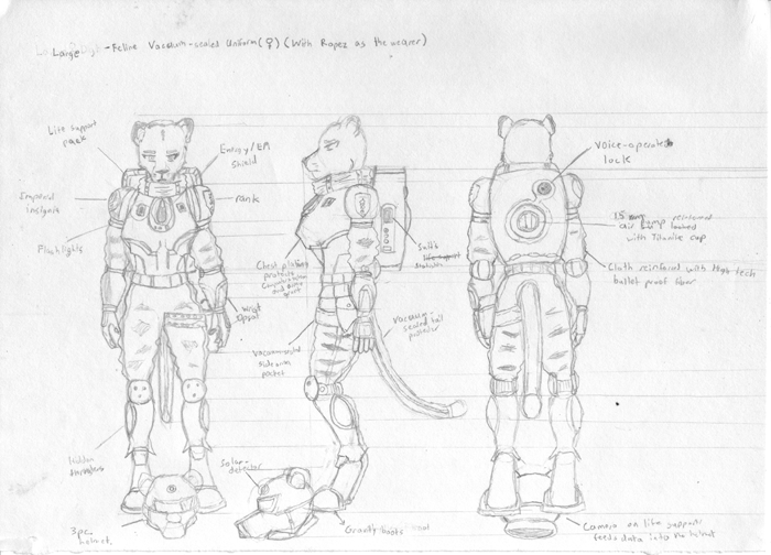 Tilchi's new uniform by Wrathofautumn