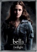 Bella's Trading Card by cullencrazay