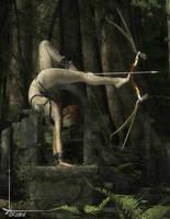 The Archer by Kestrel01