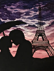An Evening In Paris by Lambieb123
