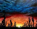 Arizona Sunset Jr. by Lambieb123