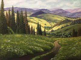 Cascading Hills