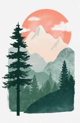 Mountains Ascending