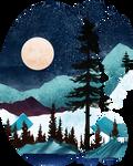 The Shining Moon