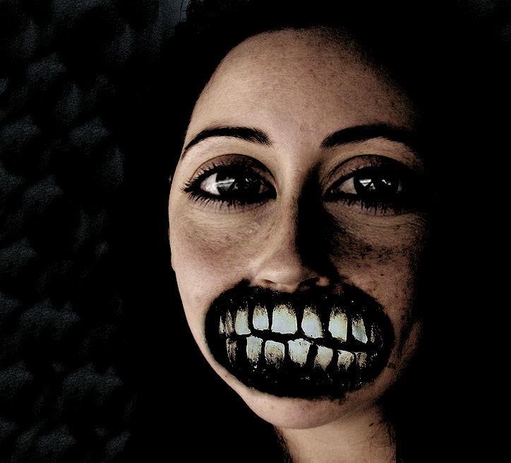 Smile by LookingGlassArt