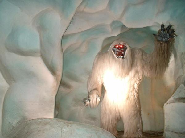 Matterhorn Abominable Snowman by LookingGlassArtAbominable Snowman Matterhorn