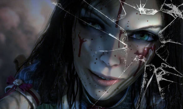 Alice: Madness Returns by LookingGlassArt