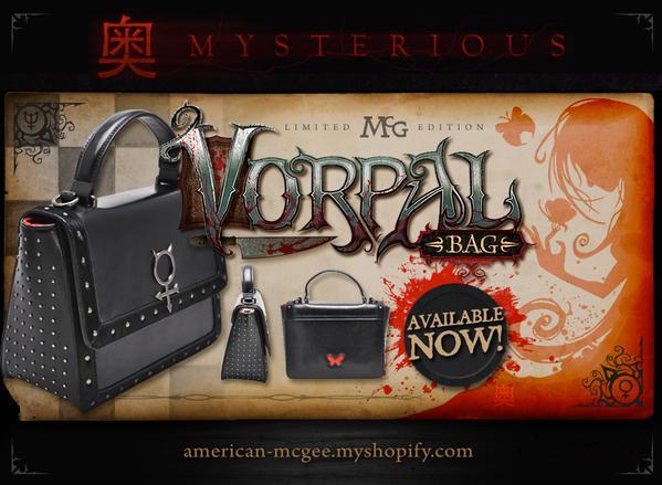 Vorpal Bag by LookingGlassArt
