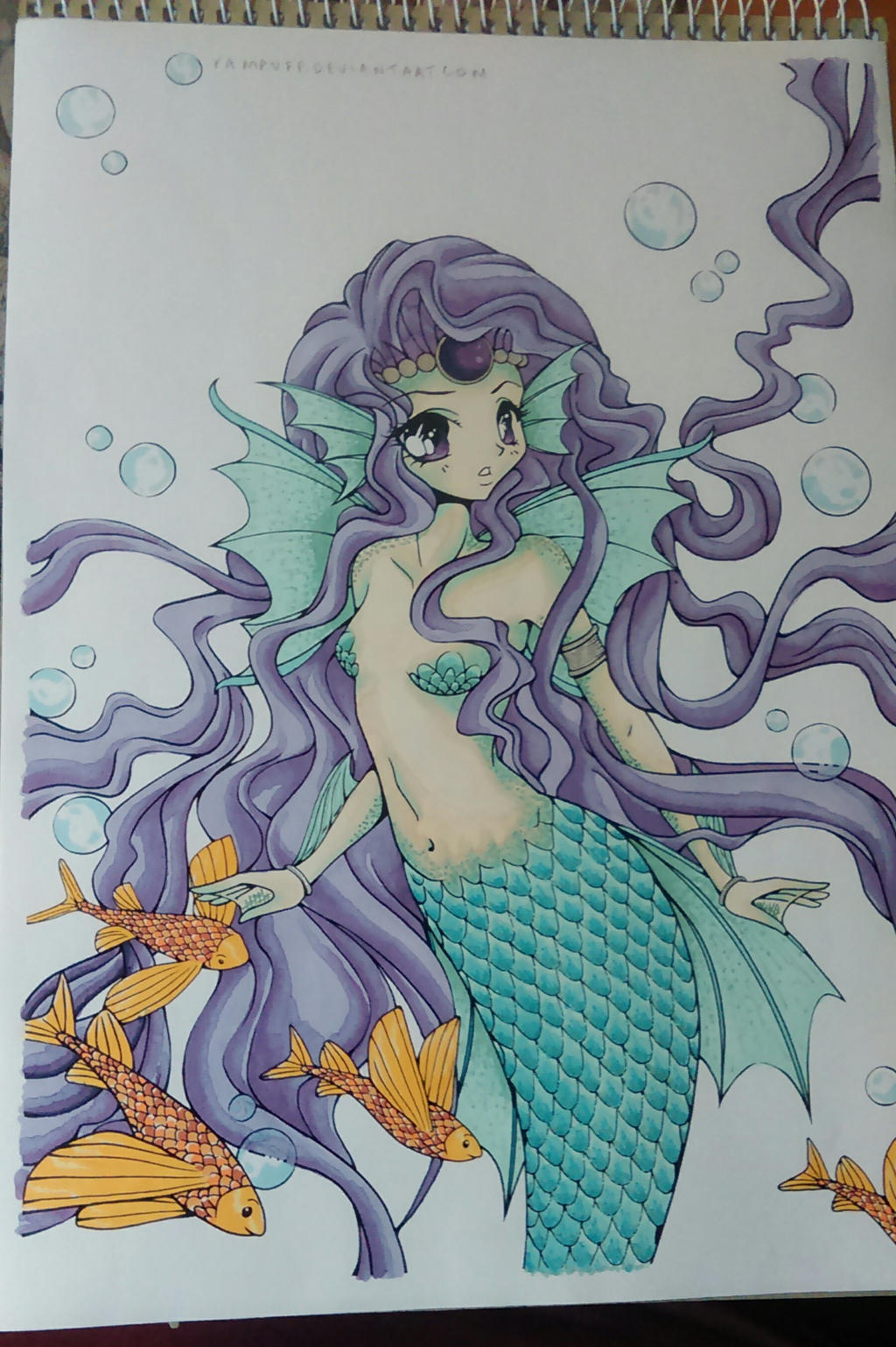 Princess Mermaid Manga  Manga Mermaid Princess